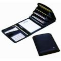 Папка для медицинской документации синий 20х25,5 см (полиэстер, пластик)