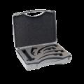 Футляр для ларингоскопа KaWe (1 рукоять + 5 клинков )
