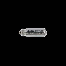 Запасная лампа 2,5 В. LED стандартной яркости для ларингоскопа KaWe