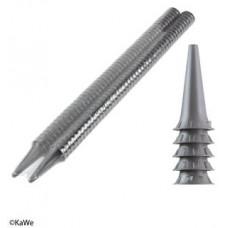 Набор  воронок одноразовых d = 2,5 мм  (1000 шт - 10уп * 100шт в п/э)  к фиброоптическому отоскопу KaWe и Пикколайт