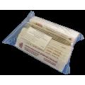 Шпатель медицинский деревянный 150мм стерильный №100 зип-пакет (2500)