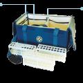 Сумка под штативы для проб крови и баканализов СПШ-3