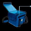 Сумка под штативы для проб крови и баканализов СПШ-4