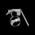 Клинок ларингоскопа KaWe для сложной интубации Мегалайт-Флеплайт Ф.О. №2 арт. 03.42254.621